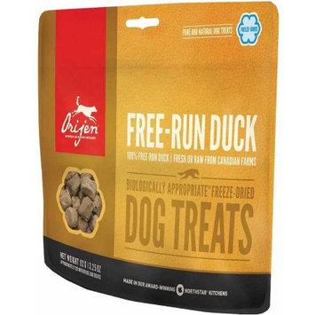 Orijen Freeze-Dried Duck Dog Treats, 3.5 oz
