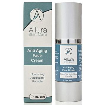 Allura Skin Care Anti Aging Cream With Retinol :: Ideal Day And Night Cream For Men And Women