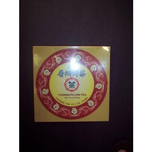 Yunnan Pu-erh Tea-12 Oz(340 G)