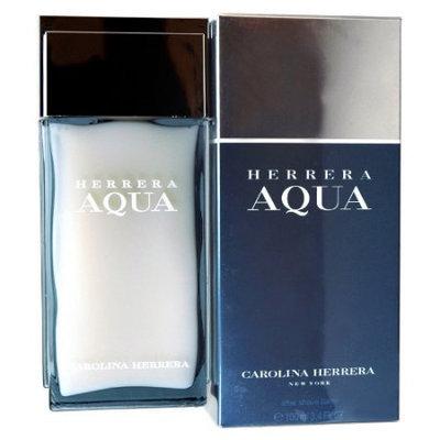 Carolina Herrera Aqua After Shave Balm 3.4 OZ