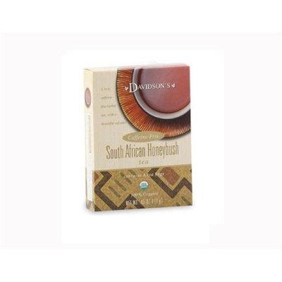 Davidson's Tea Davidson Organic Tea 2236 South African Honeybush Tea, Box of 8
