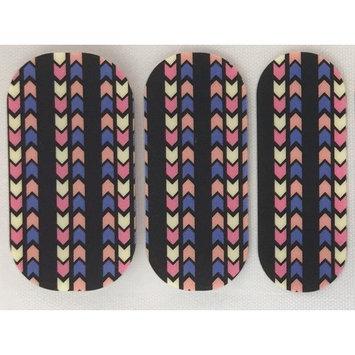 Jamberry Nails Half Sheet Nail Wrap Graphics Design