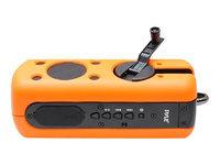 Pyle Audio Pyle PWPBT75OR SoundBox Splash 2 Bluetooth Rugged and Splash-Proof Speaker Syste