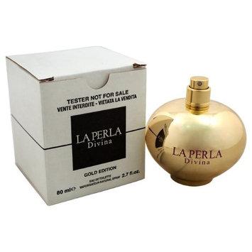 La Perla W-T-2671 2.7 oz Divina Gold Edition EDT Spray for Women