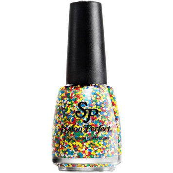 American International Salon Perfect Professional Nail Lacquer, 618 Ruby's Cubes, 0.5 fl oz