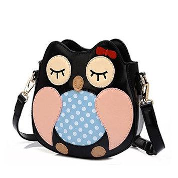 FAIRYSAN Women Simple Style Shoulder Bag PU Leather Cute Cross Body Bag Shopping Bag Small Grey