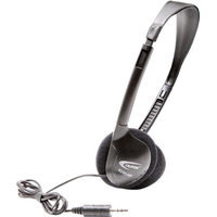 Ergoguys Califone Digital Stereo Headphones - Stereo - Mini-phone - Wired - 10 Pack