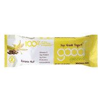 Good Greens Wellness Bar Gluten Free Banana Nut 1 Bar