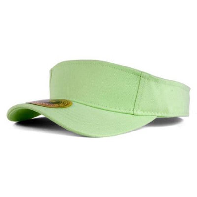 TopHeadwear Adjustable Visor - Lime Green