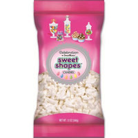 Celebrations By Sweetworks Candy Sweet Shapes(Tm) 12Oz Bag-Shimmer (Tm) White Doves