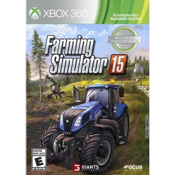 Maximum Games, Llc Farming Simulator 15 Platinum XBox 360 [XB360]
