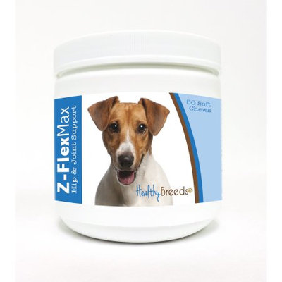 Healthy Breeds Pet Supplements Jack Russell Terrier Z-Flex Max Hip and Joint Soft Chews (50-Count)
