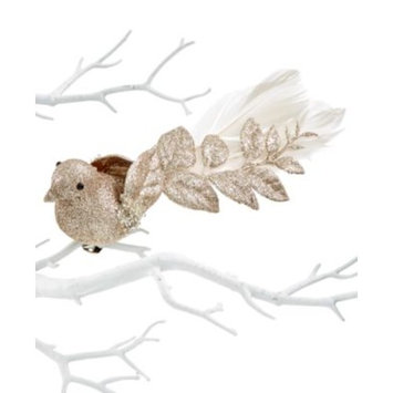 Plastic Bird Clip Ornament, Created for Macy's