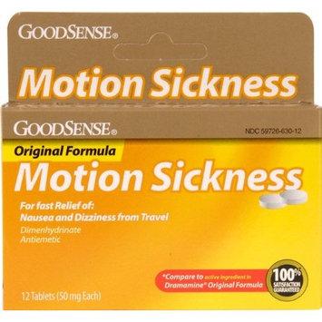 Good Sense Motion Sickness Case Pack 36