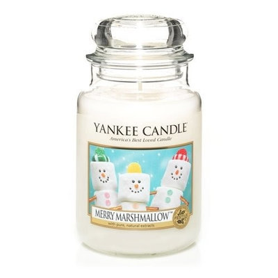 Yankee Candle Merry Marshmallow