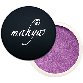 """Multi-Purpose Mineral Lustrous Eye Shadow """"Princess"""" 0.09 Ounce by Mahya Cosmetics"""