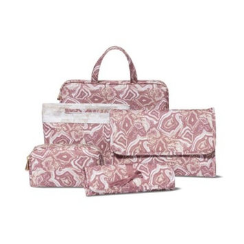 Sonia Kashuk™ Weekender Makeup Bag - Pink Marble
