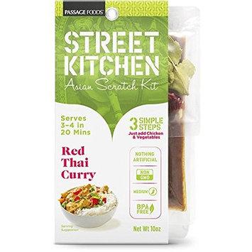 Street Kitchen Red Thai Curry