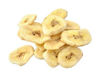 Anna and Sarah Sweetened Banana Chips in Resealable Bag, 3 Lbs - Pack of 2