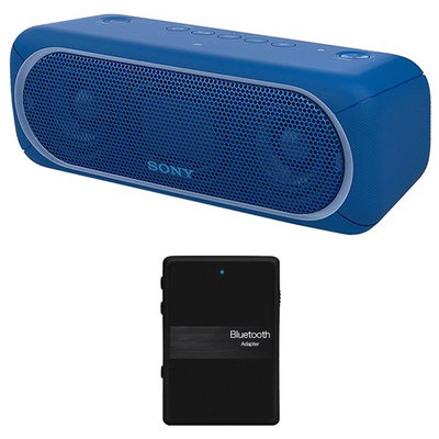 Sony XB30 Portable Wireless Speaker w/ Bluetooth Stereo Receiver and Transmitter