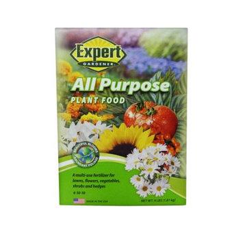 Grotec Expert Gardener All Purpose Plant Food, 4 lbs