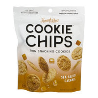 HannahMax Cookie Chips Thin Snacking Cookies Sea Salted Caramel
