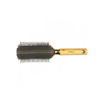 Vega Premium Collection Hair Brush - Half Round E1-CB 1 Pcs
