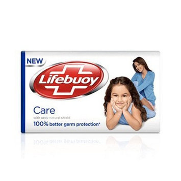 Lifebuoy Care soap - 100% germ Protection 125g ( pack of 3 x 375g)