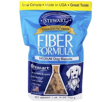 Stewart Fiber-Formula [Options : Medium Dog Biscuits 1 LB. (10 oz)]