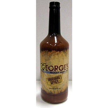 George's Bloody Mary Mix Spicy