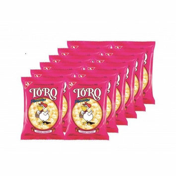 TORO Snack, Butter baked corn with caramel 25g X 12 Packs