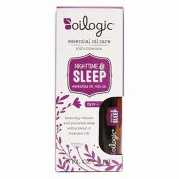Oilogic Kids Night Time & Sleep Essential Oil Roll On, .3 OZ