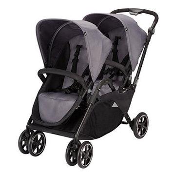 Evenflo Parallel Tandem Double Stroller, Grey