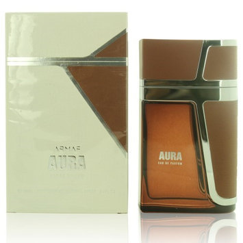 Aura ZZMAURAARMAF34PSPR 3.4 oz Eau De Parfum Spray for Men