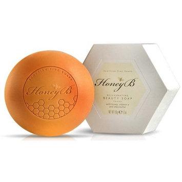 Scottish Fine Soaps Honey B 150g/5.3oz Rejuvenating Beauty Soap