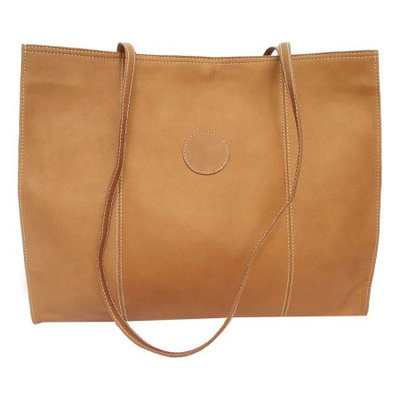 Piel Leather Carry-All Market Bag - 12.5