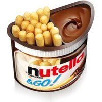 Nutella & Go Packs: 1.8 oz 12 Count