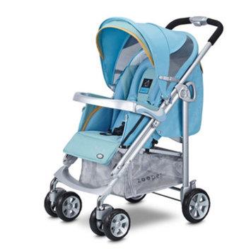 Zooper SL800S - ZP1306 Waltz Smart Standard Stroller - Cyan