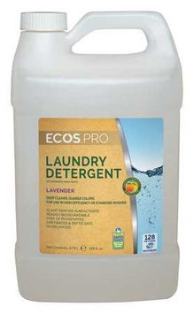 EARTH FRIENDLY PRODUCTS PL9755/04 HE Laundry Detergent,1 gal, Lavender