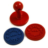 Home & Kitchen Norpro Cookie Stamper - Includes 2 Stamps