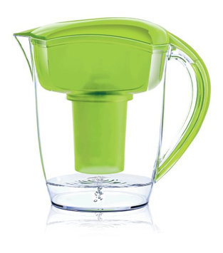 Santevia - Alkaline Water System Pitcher Filtration Green