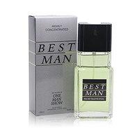 BEST MAN, 3.4 fl.oz. Eau de Parfum Spray for Men, Perfect Gift