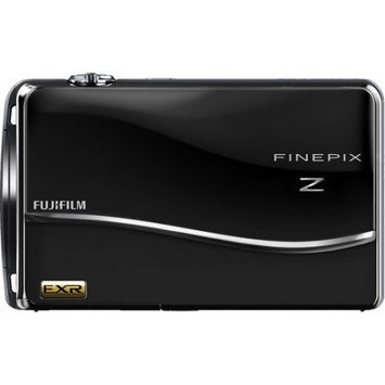 Fuji FinePix Z800 EXR Digital Camera - Black
