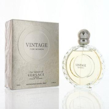 Vintage For Women ZZWSPVINTAGEFORWOMEN 3.4 oz Eau De Perfume Spray for Women