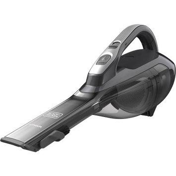 Black & Decker BLACK+DECKER HLVA325BS21 Cordless Hand Vacuum with Scent, Titanium