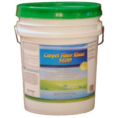 CarpetGeneral Carpet Fiber Rinse 5600 5 Gallons