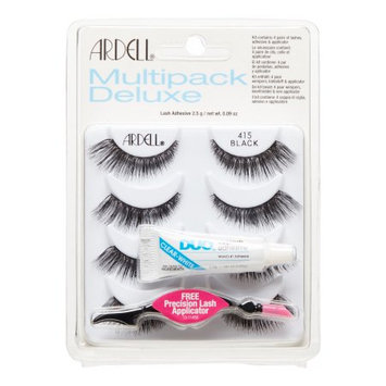 American International Ardell Natual Multipack With Applicator & DUO Adhesive, #415