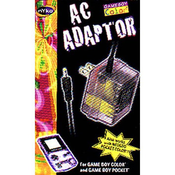 Gdreamer Nyko AC Adapter for Nintendo GameBoy Color