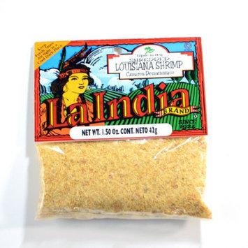 La India Packing Company La India Shredded Shrimp 1.5oz