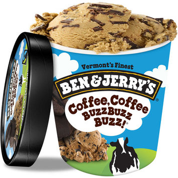 Ben & Jerry's Ice Cream, Pint, (Pack of 8), Variety of Flavors Available